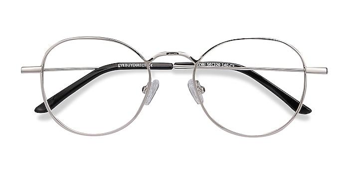 Silver Cori -  Vintage Metal Eyeglasses