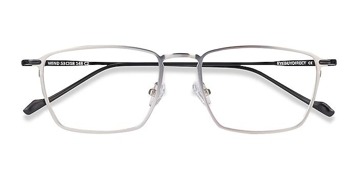 Silver Wind -  Metal Eyeglasses
