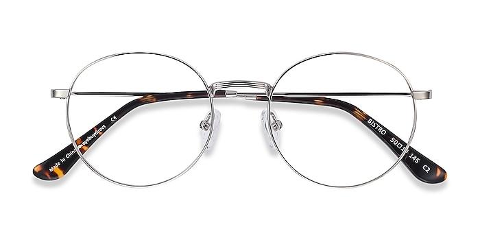 Silver Bistro -  Vintage Metal Eyeglasses