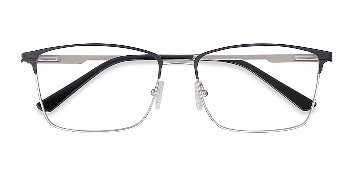 Black Castle -  Metal Eyeglasses