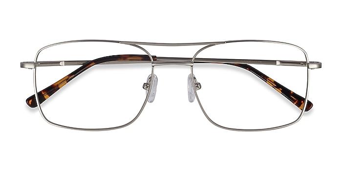 Silver Daymo -  Vintage Metal Eyeglasses