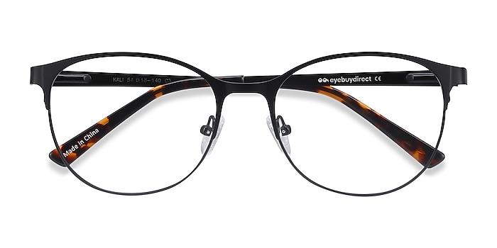 Black Kali -  Fashion Metal Eyeglasses