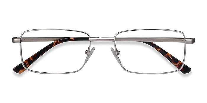 Silver Arco -  Metal Eyeglasses