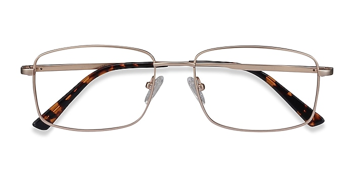 Gold Onex -  Metal Eyeglasses