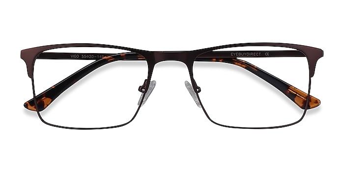 Coffee Vigo -  Metal Eyeglasses