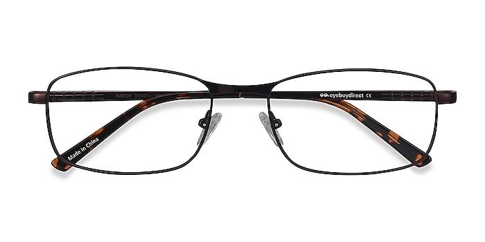 Coffee Madon -  Metal Eyeglasses