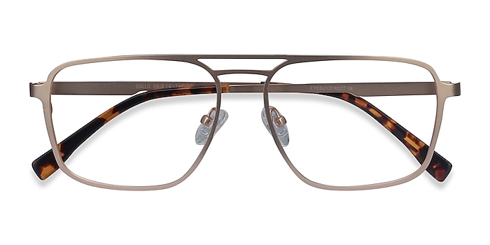 Gold Gallo -  Fashion Metal Eyeglasses