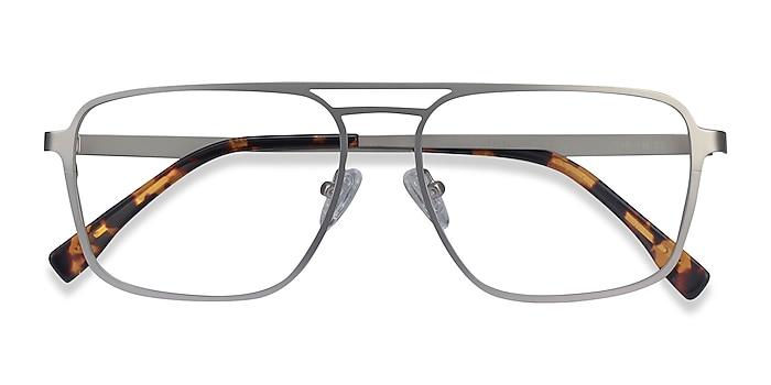 Silver Gallo -  Vintage Metal Eyeglasses