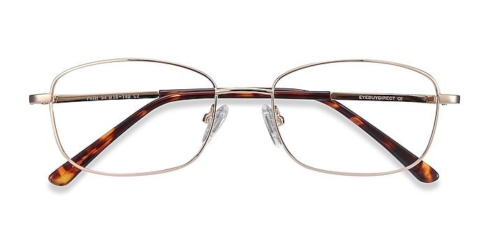 Golden Path -  Lightweight Metal Eyeglasses