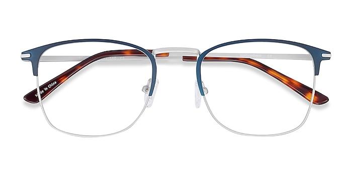 Bleu marine  Poppy -  Métal Lunettes de vue