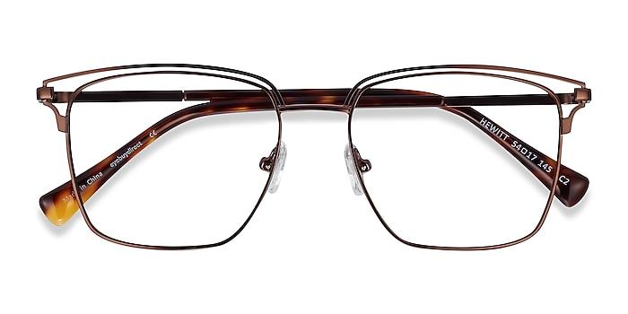 Coffe Hewitt -  Fashion Metal Eyeglasses
