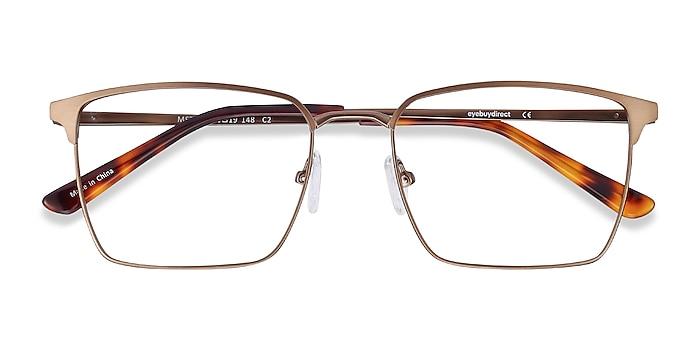Coffee Metro -  Metal Eyeglasses