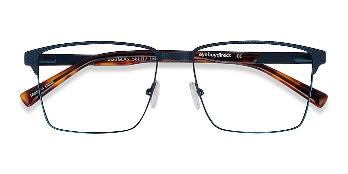 Blue Douglas -  Metal Eyeglasses