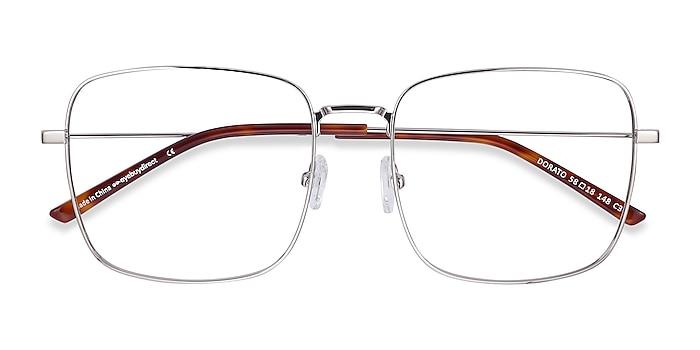 Silver Dorato -  Fashion Metal Eyeglasses