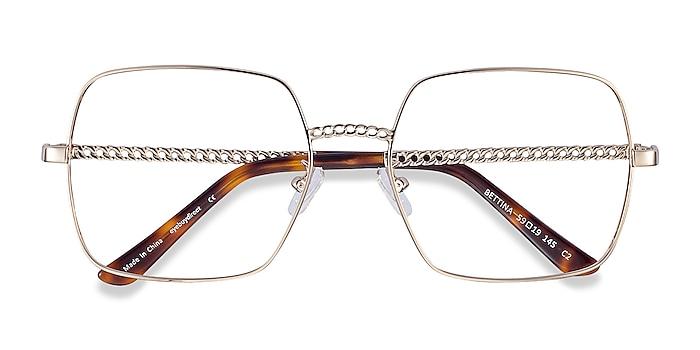 Silver Bettina -  Fashion Metal Eyeglasses
