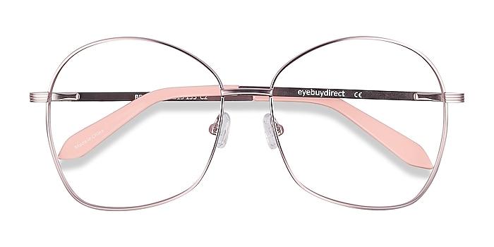 Pink Bridget -  Fashion Metal Eyeglasses