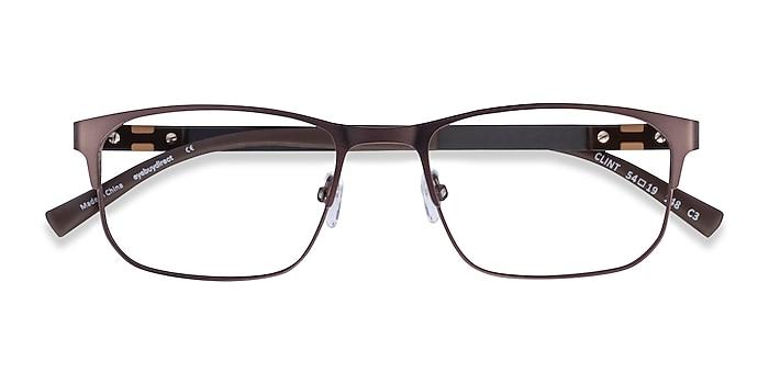 Brown Clint -  Carbon Fiber Eyeglasses