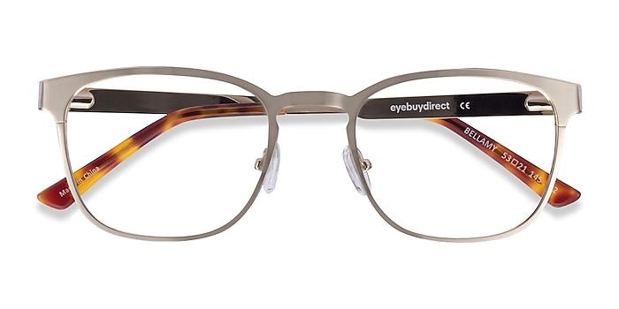 Light Gold Bellamy -  Metal Eyeglasses