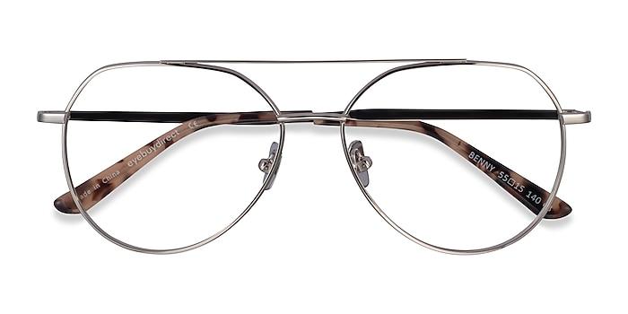 Silver Benny -  Metal Eyeglasses