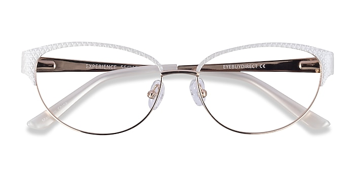 White Gold Experience -  Colorful Metal Eyeglasses