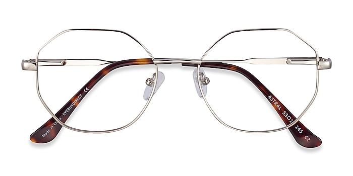 Silver Astral -  Metal Eyeglasses