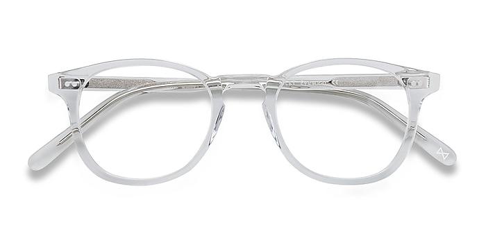 Translucent Symmetry -  Acetate Eyeglasses
