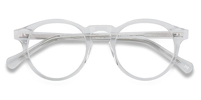 Clear Theory -  Geek Acetate Eyeglasses