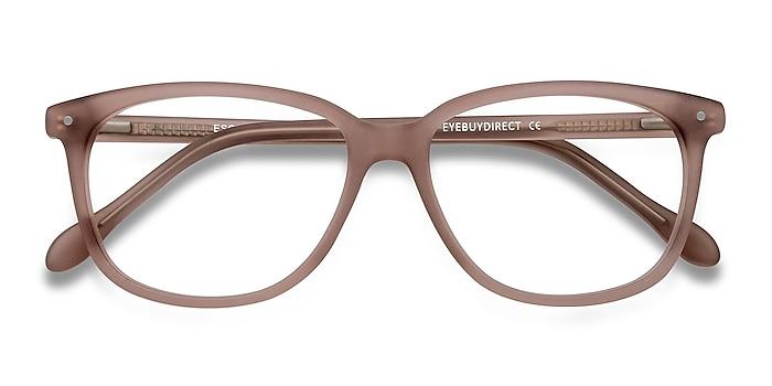 Matte Pink Escape -  Classic Acetate Eyeglasses