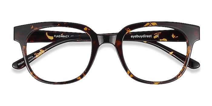 Honey Tortoise Flashback -  Classic Plastic Eyeglasses
