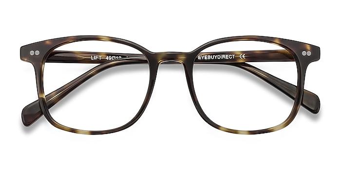 Tortoise Lift -  Acetate Eyeglasses