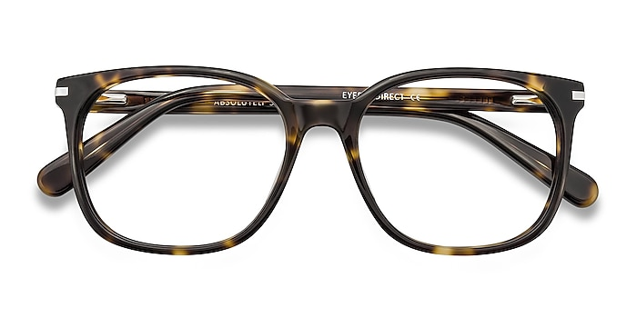 Tortoise Absolutely -  Acetate Eyeglasses