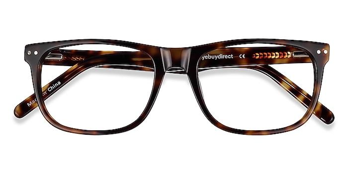Tortoise Koi -  Acetate Eyeglasses
