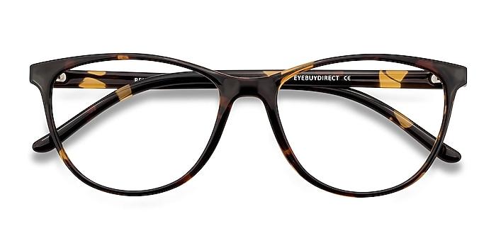 Tortoise Release -  Lightweight Plastic Eyeglasses