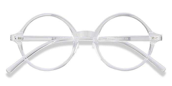 Clear Years -  Vintage Plastic Eyeglasses