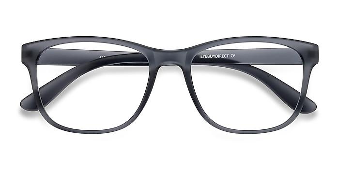 Matte Gray Milo -  Geek Plastique Lunettes de vue