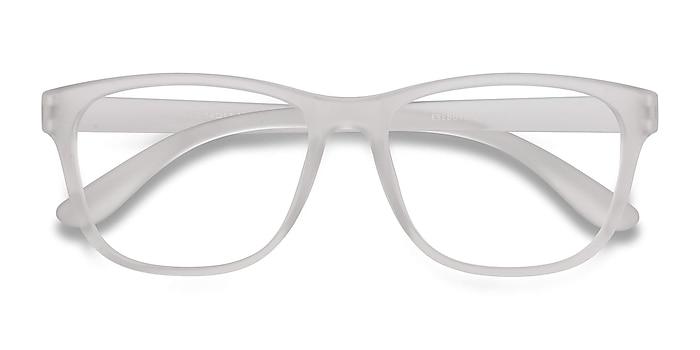 Frosted Clear Milo -  Geek Plastique Lunettes de vue