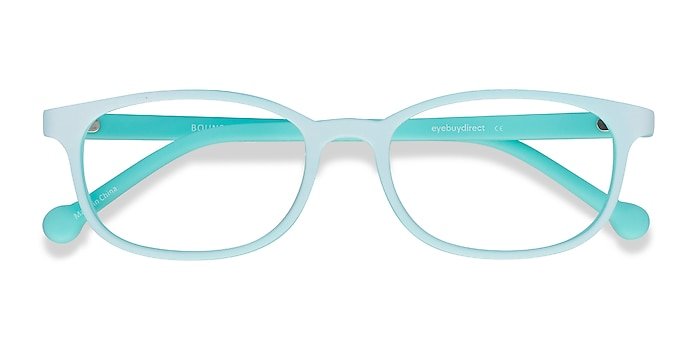 Green Bound -  Lightweight Plastic Eyeglasses