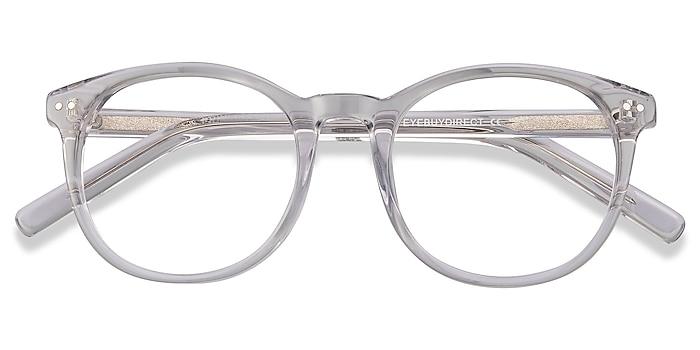 Gray Clear Primrose -  Acétate Lunettes de vue