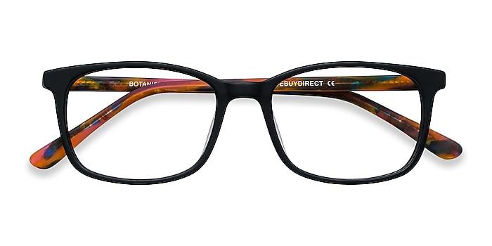 Black Botanist -  Acetate Eyeglasses
