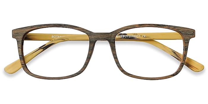 Brown Botanist -  Acetate Eyeglasses
