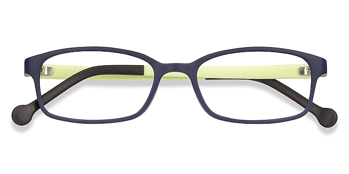 Navy Gizmo -  Lightweight Plastic Eyeglasses