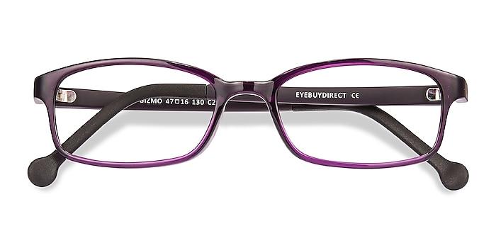 Purple Gizmo -  Lightweight Plastic Eyeglasses