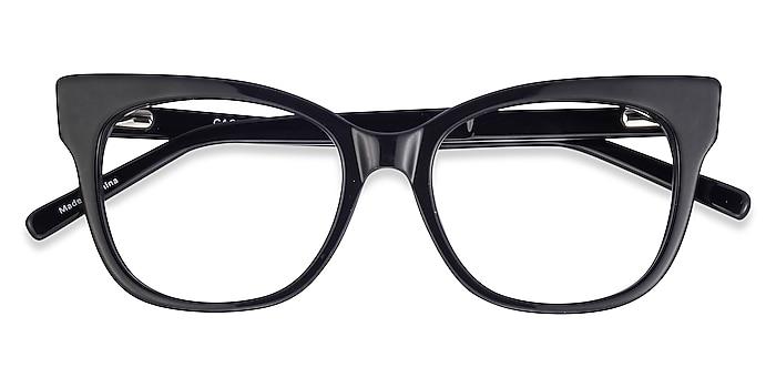 Black Cachet -  Classic Acetate Eyeglasses