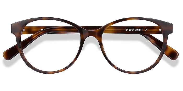 Tortoise Laya -  Acetate Eyeglasses