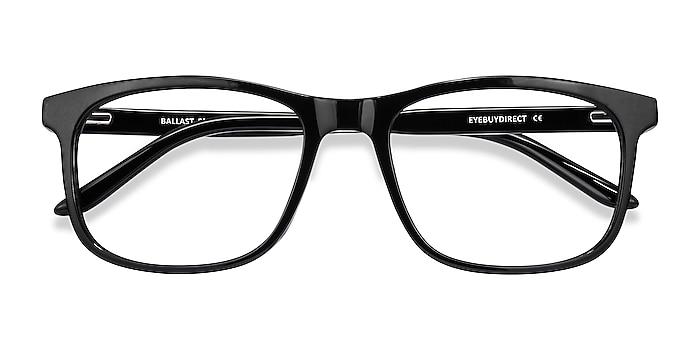 Black Ballast -  Geek Acetate Eyeglasses