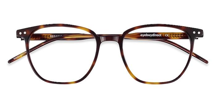Tortoise Regalia -  Lightweight Acetate Eyeglasses