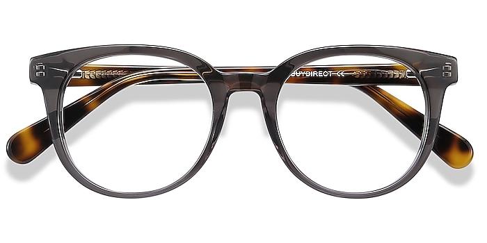 Gray Rialto -  Acetate Eyeglasses