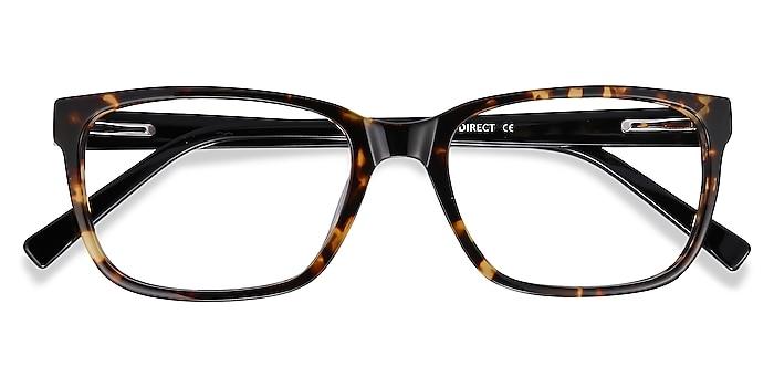 Tortoise Demo -  Fashion Acetate Eyeglasses