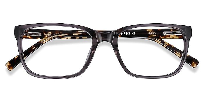 Gray Demo -  Fashion Acetate Eyeglasses