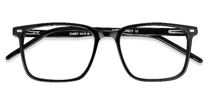 Black Chief -  Acetate Eyeglasses